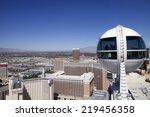 las vegas  nevada  usa  ... | Shutterstock . vector #219456358