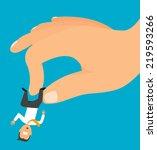 cartoon illustration of an...   Shutterstock .eps vector #219593266