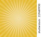golden burst background. vector ...   Shutterstock .eps vector #219689950