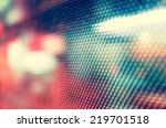 abstract background with bokeh... | Shutterstock . vector #219701518