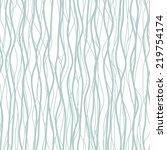 seamless pattern. irregular... | Shutterstock .eps vector #219754174