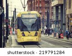manchester  uk   september 3 ... | Shutterstock . vector #219791284