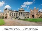 Trinitry College  Cambridge ...
