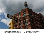 Historic Brick Building In New...