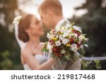 Groom And Bride Together....