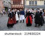 Постер, плакат: Festival of Breton dance