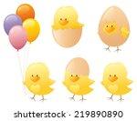 Little Yellow Chicks.