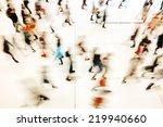 rush hour | Shutterstock . vector #219940660