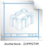 technical drawing | Shutterstock . vector #219992749