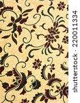 fabric pattern   Shutterstock . vector #220011334
