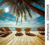 Amazing Tropical Beach...