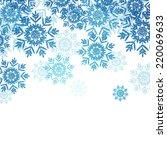 vector illustration of an... | Shutterstock .eps vector #220069633