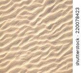 Sand Pattern  Interesting...