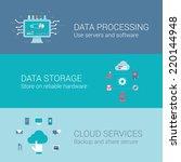 cloud service data storage...