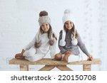 Cute Little Girls Of 5 Years...