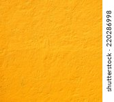 mexican yellow rough wall for... | Shutterstock . vector #220286998