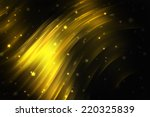 abstract background. gold... | Shutterstock . vector #220325839