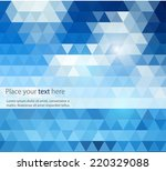 abstract background  | Shutterstock .eps vector #220329088