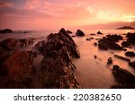 thailand seascape view point... | Shutterstock . vector #220382650