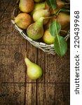 Fruit Background. Fresh Organi...