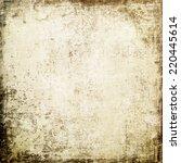 grunge background | Shutterstock . vector #220445614