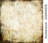 grunge background | Shutterstock . vector #220445650