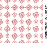 hand drawn pattern | Shutterstock .eps vector #220485124