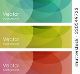 abstract color background   Shutterstock .eps vector #220549723