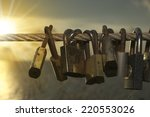 belief of people that their... | Shutterstock . vector #220553026