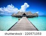 Beautiful Beach Landscape At...