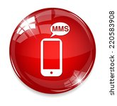 mms icon   Shutterstock .eps vector #220583908