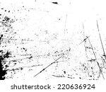 scratch grunge urban background.... | Shutterstock .eps vector #220636924