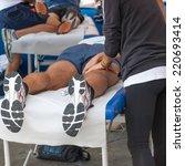 Athletes Relaxation Massage...