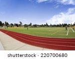 harmon park  tacoma usa june 26 ... | Shutterstock . vector #220700680