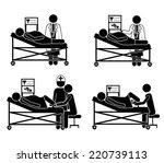 medical design over white... | Shutterstock .eps vector #220739113