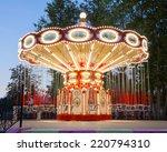 Illuminated Carousel In...
