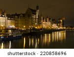 gdansk  poland   september 26 ... | Shutterstock . vector #220858696