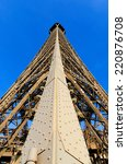 detail of the structure of... | Shutterstock . vector #220876708