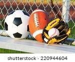 Sport Balls. Soccer Ball ...