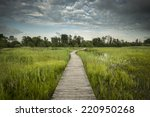 path to infinity | Shutterstock . vector #220950268