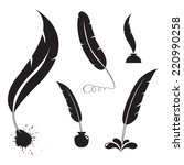 Collection Of Feathers