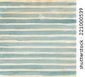 Artistic Watercolor Striped...