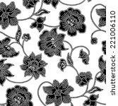 design for textiles.background... | Shutterstock .eps vector #221006110
