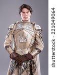 Medieval Knight. Medieval...