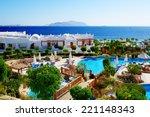 sharm el sheikh  egypt   ...   Shutterstock . vector #221148343