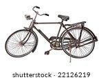 bicycle | Shutterstock . vector #22126219