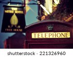 london  uk   sep 27  london... | Shutterstock . vector #221326960