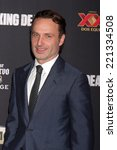 ������, ������: Andrew Lincoln at the