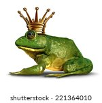Frog Prince Side View Concept...