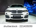 moscow  russia   august 26  bmw ... | Shutterstock . vector #221435050